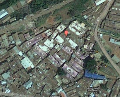 JR Kibera, Kenya