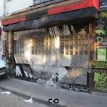 Safari street art : Parmentier, Oberkampf, Ménilmontant, Nation