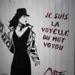 Miss.Tic - Au-delà du street art