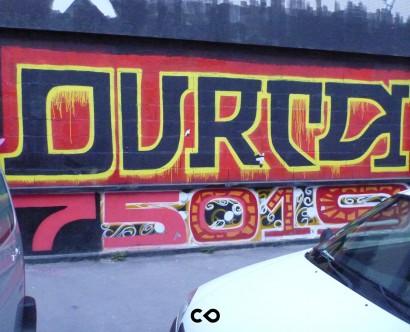 Mur de l'Ourcq - Unknown