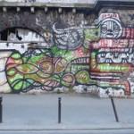 Mur de l'Ourcq - Da Cruz