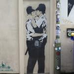 Brighton - Banksy