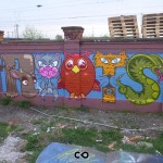 Graffiti in Munich - Tumblingerstrasse