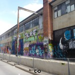 Graffiti in Munich - KultFabrik