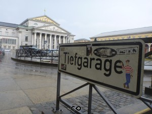 Graffiti in Munich
