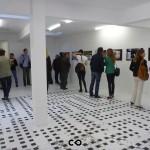 Vernissage Les Bains à la Galerie Magda Danysz
