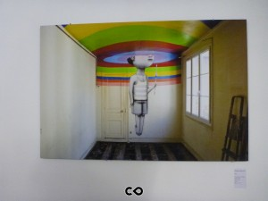 Vernissage Les Bains à la Galerie Magda Danysz - Seth