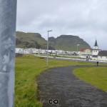 Iceland - Stencil
