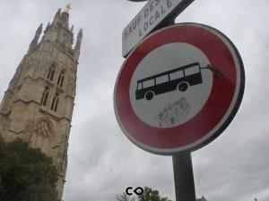 Bordeaux - Panneaux Signalisation