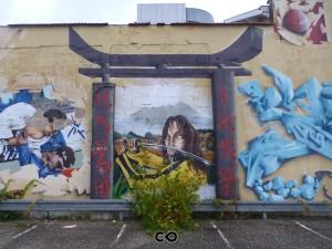 Bordeaux - Graffiti