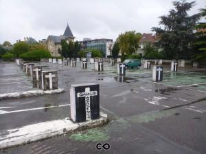 Bordeaux - Street Art - cimetière