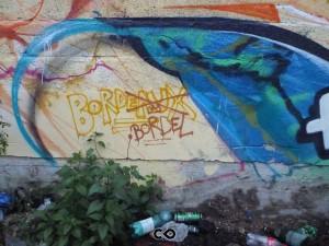 Bordeaux - Bordel - Graffiti