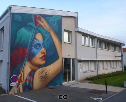 Fleury-les-Aubrais - Cheminance - Natalia Rak